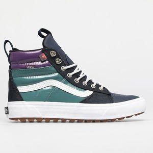 Vans Sk8-Hi MTE 2.0 DX Dress Blues Jasper Sneaker
